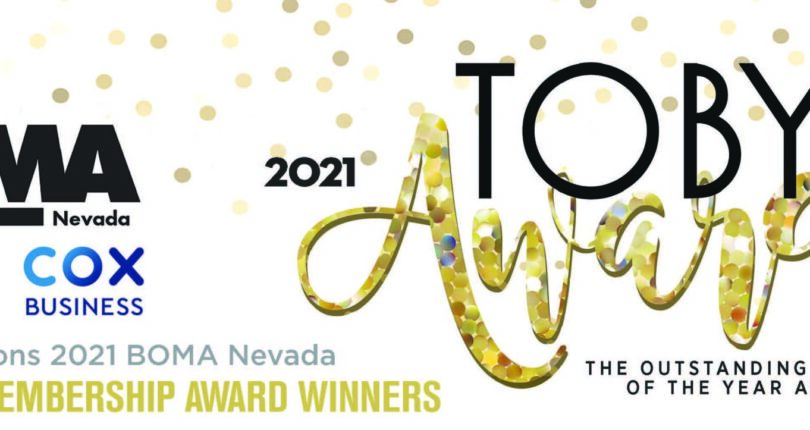 American Nevada wins 2021 Toby Award for Outstanding Building of the Year – Renovated Building